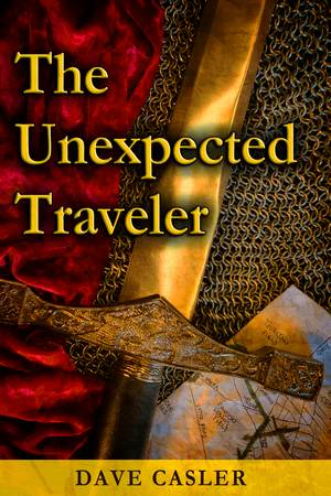 The Unexpected Traveler Cover