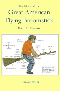 Cover of first broomstick book.