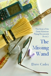 Cover of Broom 2, The Missing Wand